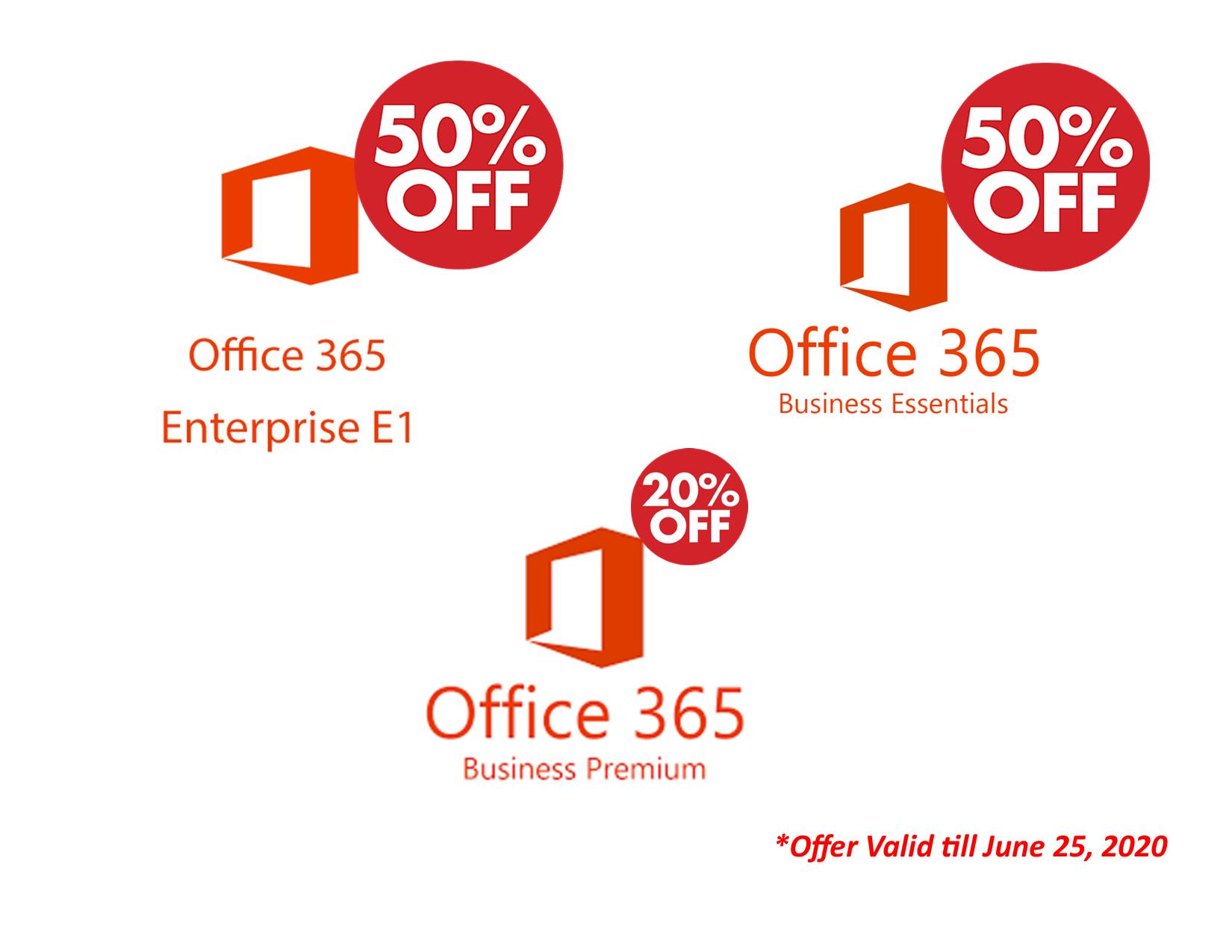 Office 365 Promo