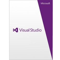 Visual Studio Professional 2017 with MSDN