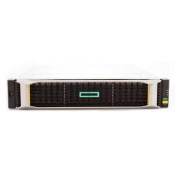 HPE MSA 2052 Dual Controller SFF SAN Storage